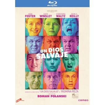 Un dios salvaje - Blu-Ray
