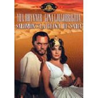 Salomón y la Reina de Saba - DVD