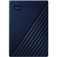 Disco duro portátil WD My Passport for Mac 2.5'' 4TB Azul