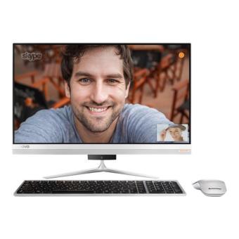 Todo en Uno Lenovo Ideacentre 520S-23IKU Plata