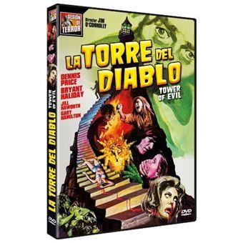 La torre del diablo - DVD