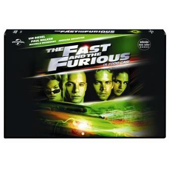 A todo gas - Fast and Furious 1 - DVD Ed Horizontal