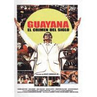 Guyana, el crimen del siglo - DVD