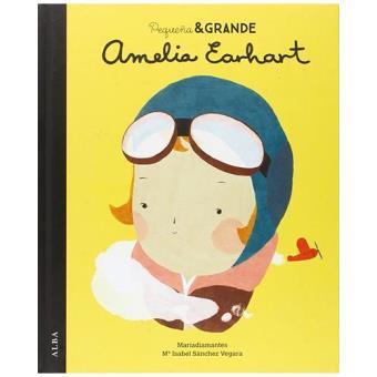 Pequeña y grande Amelia Earhart