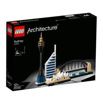 Juego Lego Architecture Sídney