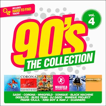 90's The Collection - Vol. 4 - 2 CD