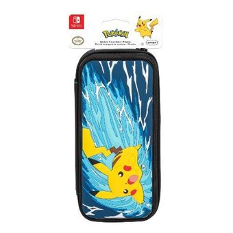 Funda Deluxe PDP Pikachu en batalla Nintendo Switch