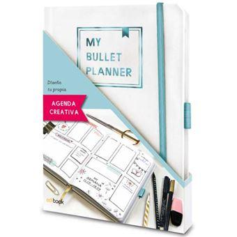 Agenda creativa Mi Bullet Planner