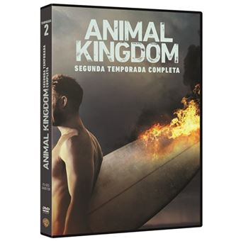 Animal Kingdom  Temporada 2 - DVD