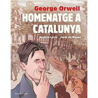 Homenatge a Catalunya - Novel·la gràfica