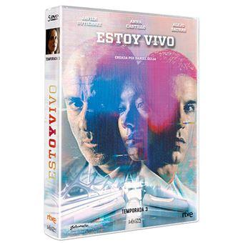 Estoy vivo Temporada 3 - DVD