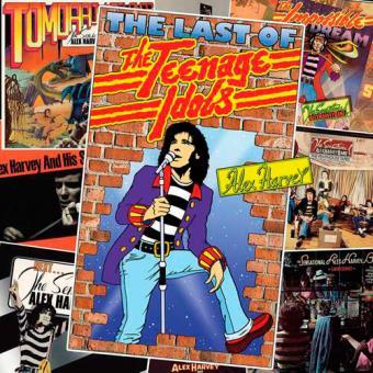 Box Set The Last Of The Teenage Idols - 4 CD