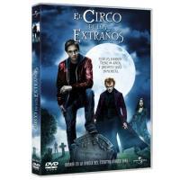 El circo de los extraños - DVD