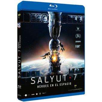 Salyut-7: Héroes en el espacio - Blu-Ray