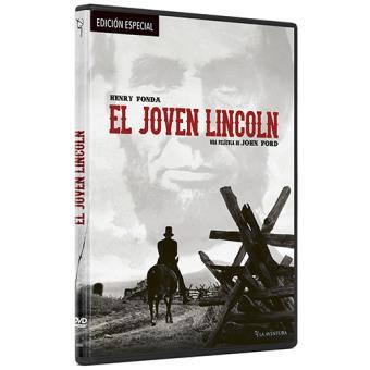 El Joven Lincoln - DVD