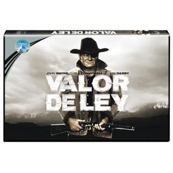 Valor de ley - DVD Ed Horizontal