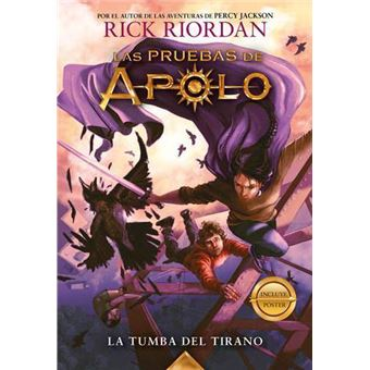 La tumba del tirano (Las pruebas de Apolo 4)