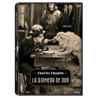 La quimera del oro - DVD