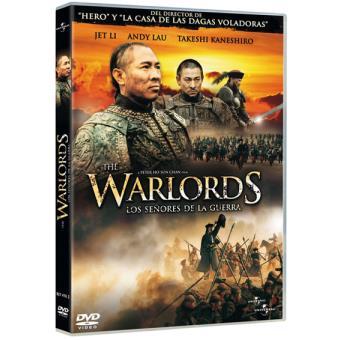 The Warlords Los Senores De La Guerra Dvd