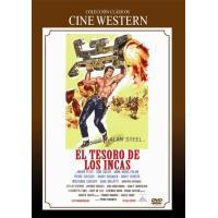 El tesoro de los incas - DVD