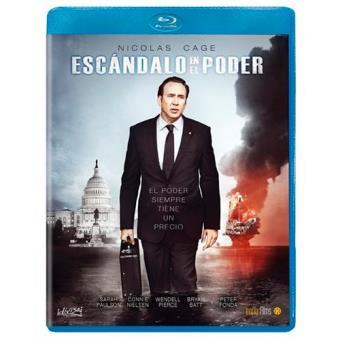 Escándalo en el poder - Blu-Ray