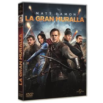La Gran Muralla - DVD