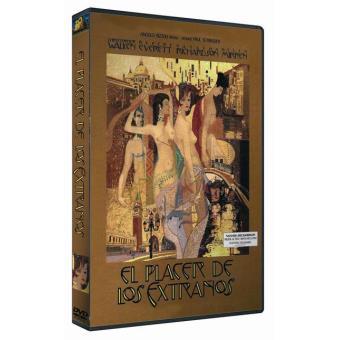 El placer de los extraños - DVD