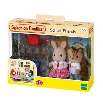 Amigos de la Escuela Sylvanial Families