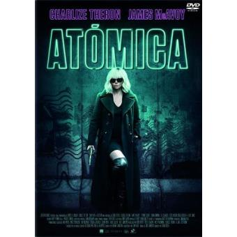 Atómica - DVD