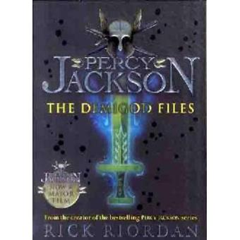 Percy Jackson Demigod Files Ebook