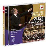 Concierto de año nuevo 2021 - 2 CDs