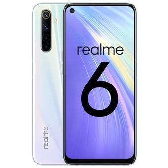 Realme 6 6,5'' 4/64GB Blanco