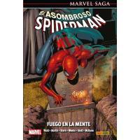 El Asombroso Spiderman 19. Fuego en la mente