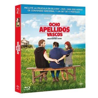 Ocho apellidos vascos   Ed Especial - Blu-Ray + DVD