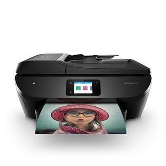 Impresora HP ENVY Photo 7830 Negro
