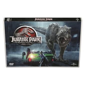 Parque Jurásico -  DVD Horizontal