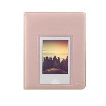 Álbum de fotos T'nB LSALB64PK Rosa para Fujifilm Instax Mini