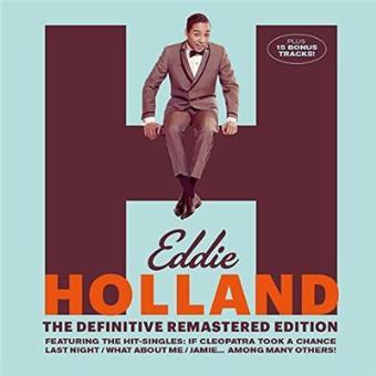 Eddie Holland + 15 Bonus Tracks