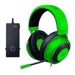 Headset gaming Razer Kraken Verde