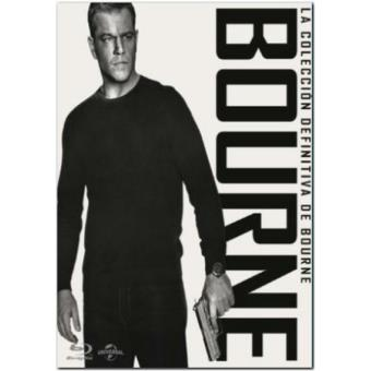 BournePack Bourne - Blu-Ray