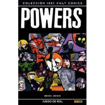 Powers. Juego de rol