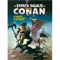 Biblioteca Conan: La Espada Salvaje de Conan 4. La maldición de la diosa gata y otros relatos