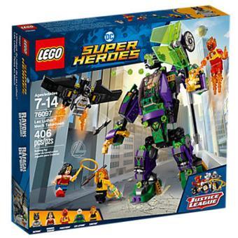 LEGO DC Super Heroes - Robot de Lex Luthor