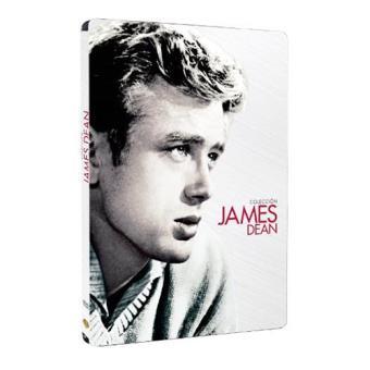 James Dean: Al este del Edén, Gigante, Rebelde sin causa - Steelbook DVD