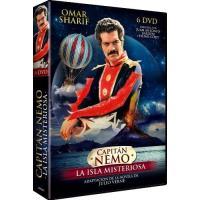 Capitán Nemo. La isla misteriosa  Miniserie - DVD