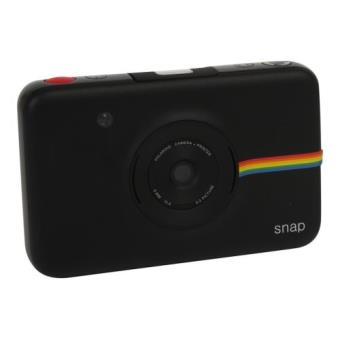 Polaroid Snap Cámara instantánea digital negra