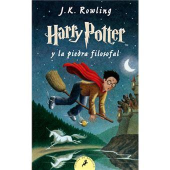 Harry PotterHarry Potter y la piedra filosofal