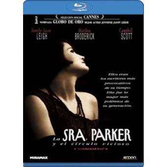 La Sra. Parker y el círculo vicioso - Blu-Ray