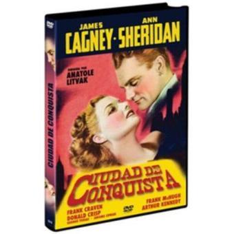 Ciudad de conquista - DVD