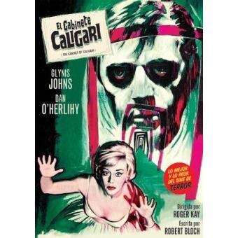 El gabinete Caligari - DVD